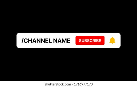 Youtube Banner Template Images, Stock Photos & Vectors  Shutterstock Throughout Yt Banner Template With Yt Banner Template